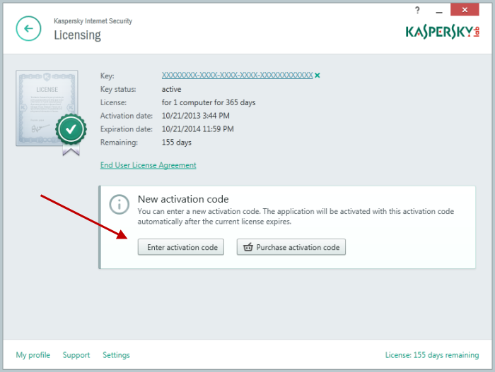 Kaspersky Internet Security Activation Code with Crack + Key Free 2020