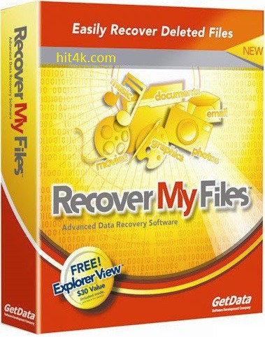 Recover My Files Crack 6.3 With License Key 2020 Free