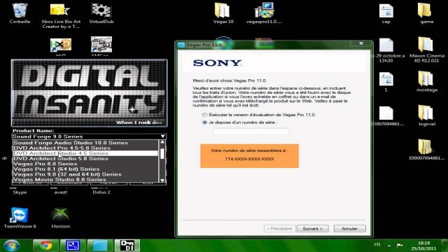 Sony Vegas Pro 13 Crack Serial Number + Authentication Code