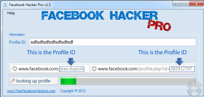 Facebook Hacker Pro v4.5 Crack & Activation Code 2020 Free Download