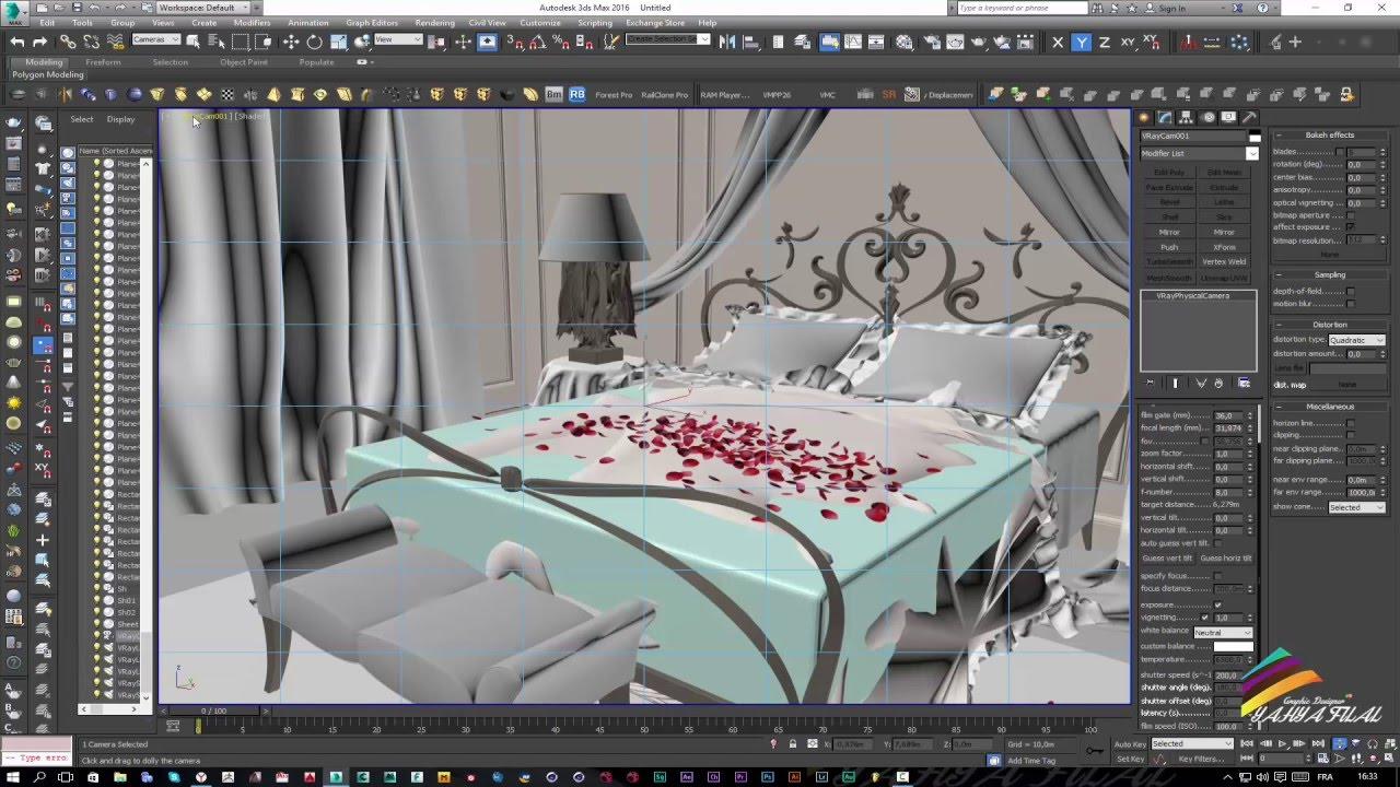 Vray 3.20.02 For 3Ds Max 2017 64 Bit incl Crack Download For PC