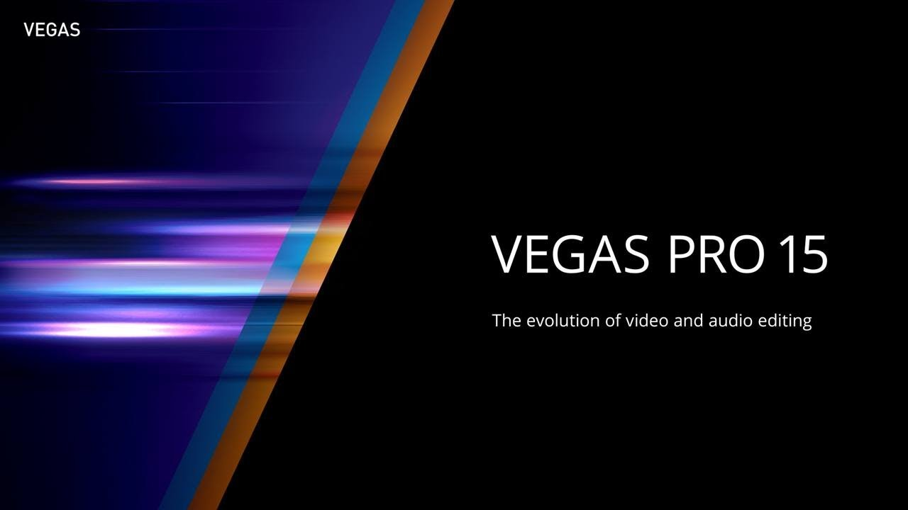 MAGIX VEGAS Pro 15.0.0.216 Crack & License Key Free Download