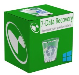 7 Data Recovery 4.1 Registration Key with Username 2018