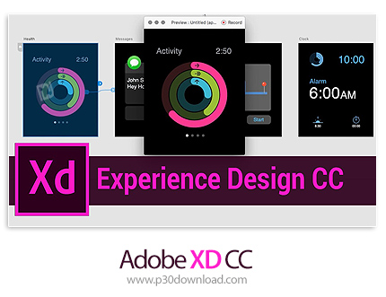 Adobe XD CC 2020 v4.0.12.6 With Crack [Windows & Mac OS X] Full