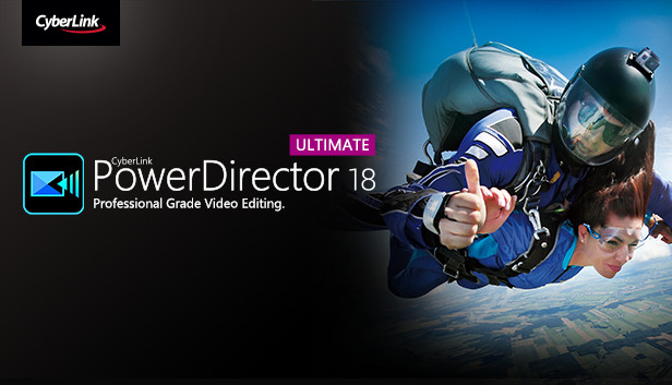 CyberLink Power Director 18.0.2725.0 Crack with Activation Key 2020 Download