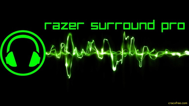 Razer Surround Pro 7.1 Crack + Activation Code Full Free 2020