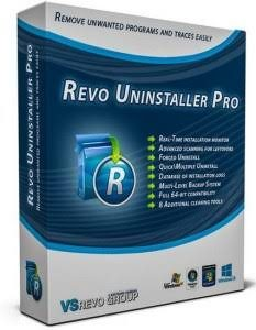 Revo Uninstaller Pro Crack With key 64 bit Download
