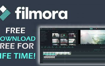 Wondershare Filmora 9.5.2.10 + Crack [Latest Version]
