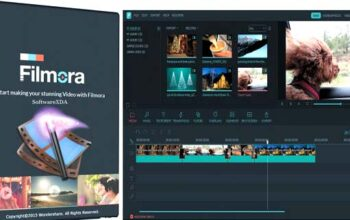 Wondershare Filmora Crack 10.1.20.16 Full Latest Download [2021]